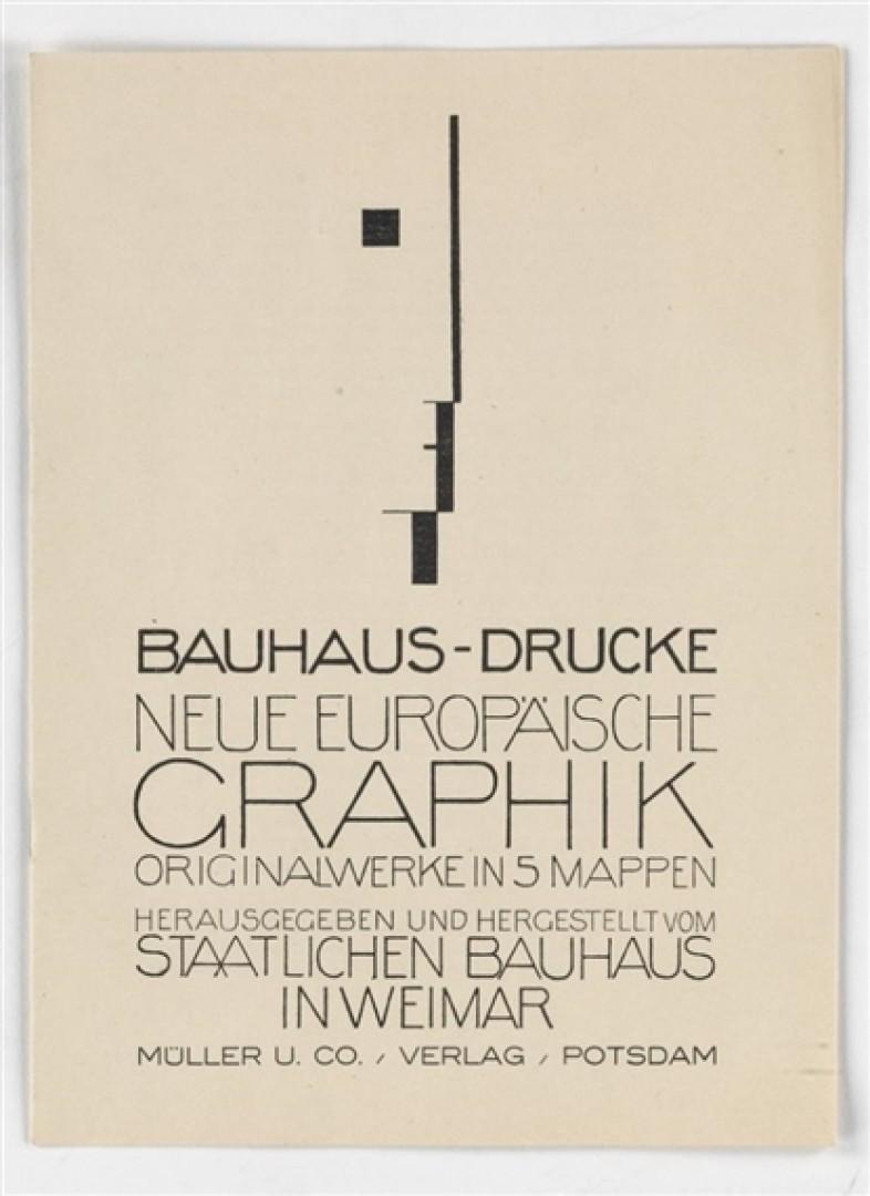 Sorgen und Freuden einer Verlegerin – Irmgard Kiepenheuer und das Bauhaus