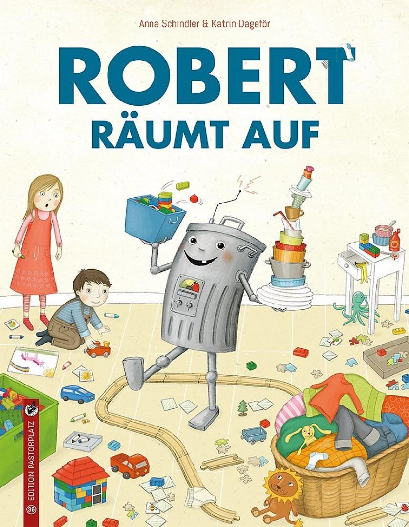 ROBERT RÄUMT AUF}