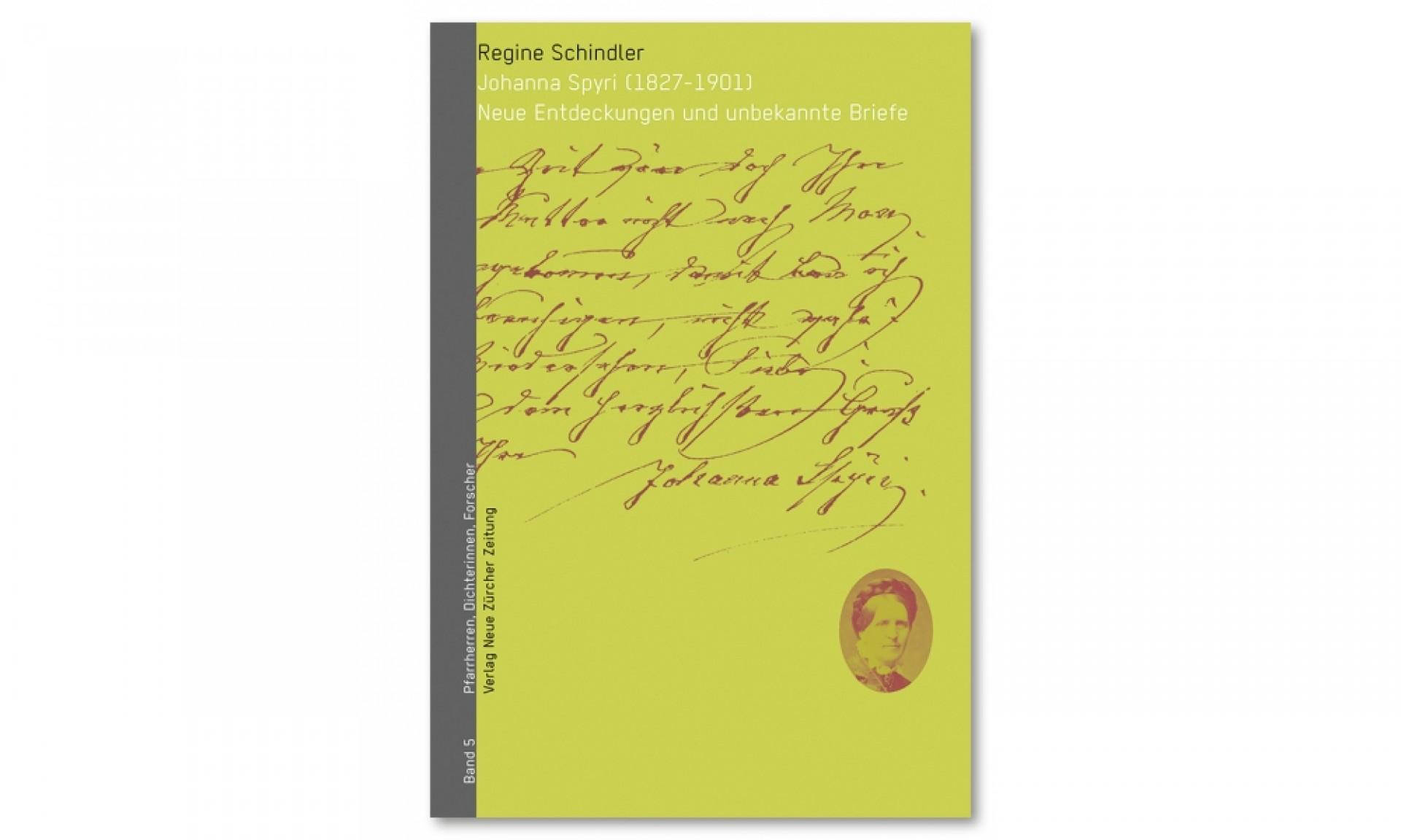 Johanna Spyri, Buchpräsentation